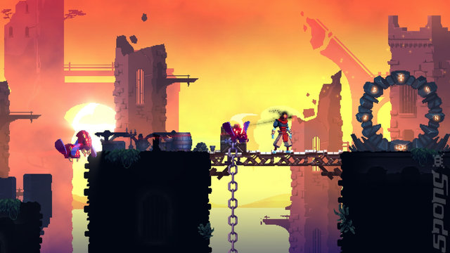 Dead Cells - PC Screen
