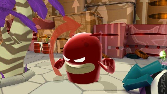 de Blob - Switch Screen