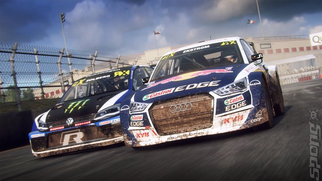 DiRT Rally 2.0 - Xbox One Screen