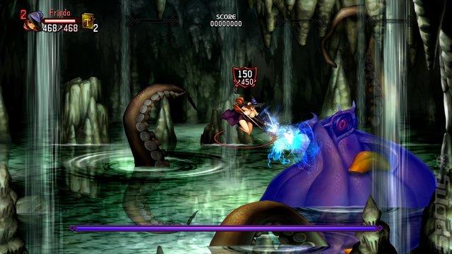 Dragon's Crown - PS4 Screen
