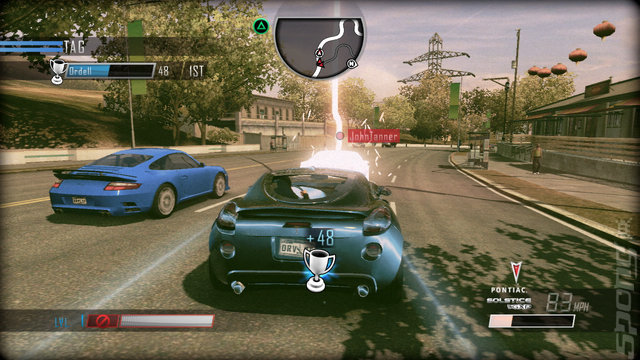 Driver: San Francisco - Xbox 360 Screen