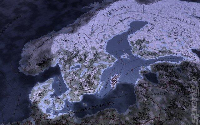 Europa Universalis IV Editorial image
