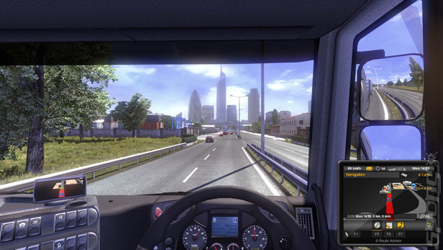 screens euro truck simulator 2 pc 4 of 19. Black Bedroom Furniture Sets. Home Design Ideas