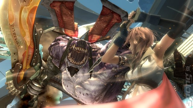 Fabula Nova Crystallis: Final Fantasy XIII - PS3 Screen