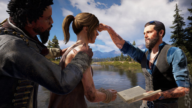 Far Cry 5 Editorial image