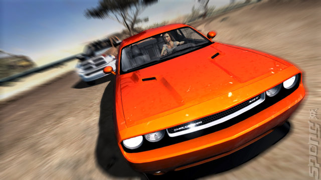 Fast & Furious: Showdown - PS3 Screen
