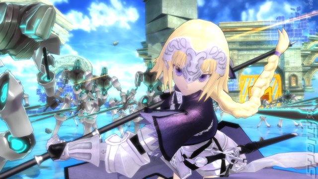 Fate/Extella: The Umbral Star Editorial image