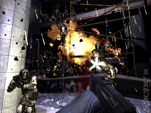 F.E.A.R. Gold - PC Screen