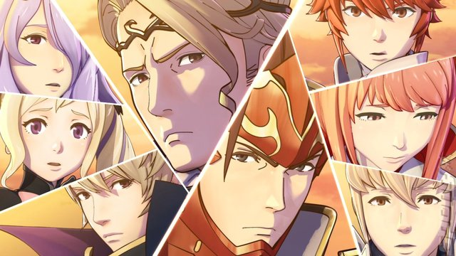 Fire Emblem Fates: Conquest - 3DS/2DS Screen