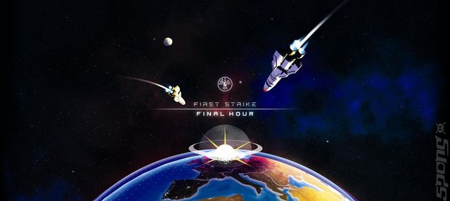 First Strike Final Hour Editorial image