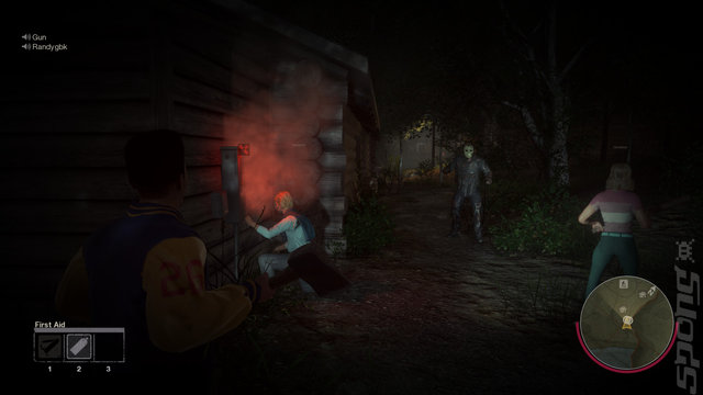 Friday The 13th: The Game - Switch Screen
