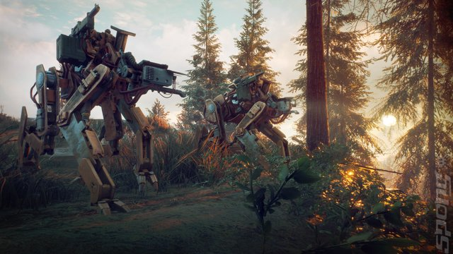 Generation Zero - PC Screen