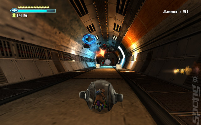 G-Force - PS2 Screen
