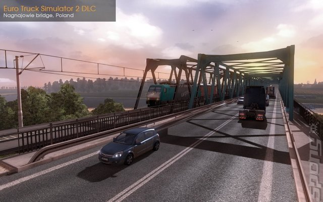 Euro Truck Simulator 2: Go East - PC Screen