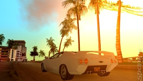 Grand Theft Auto: Vice City Stories (PSP) Editorial image