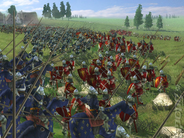 History: Great Battles: Medieval - PS3 Screen