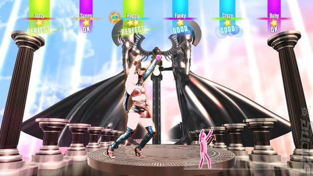Just Dance 2017 - PS3 Screen