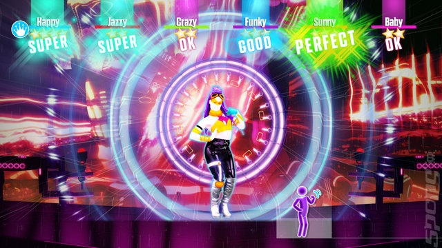 Just Dance 2018 - Switch Screen