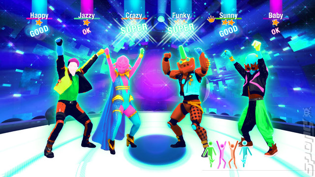 Just Dance 2019 - PS4 Screen