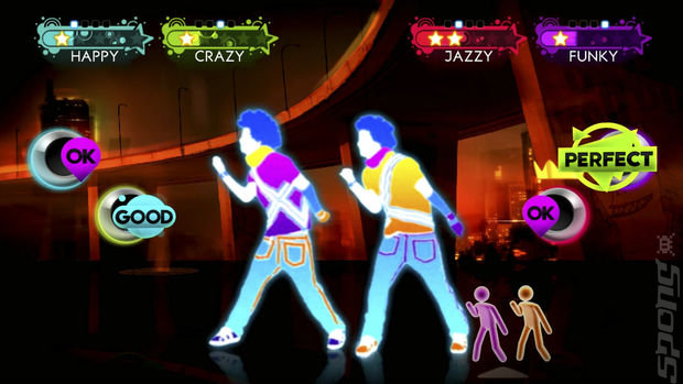 Just Dance: Greatest Hits - Xbox 360 Screen