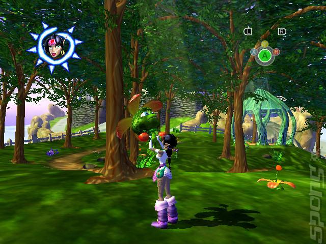 Kameo: Elements of Power - GameCube Screen