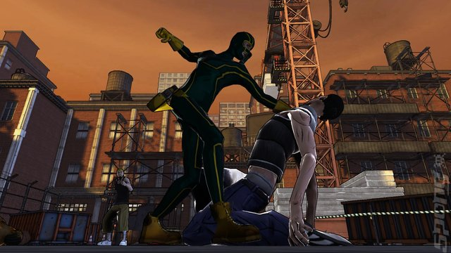 Kick-Ass 2 - Xbox 360 Screen