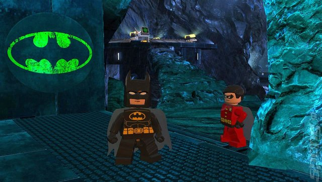 LEGO Batman 2: DC Super Heroes - Xbox 360 Screen