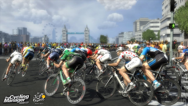 le Tour de France: Season 2014 - PS3 Screen