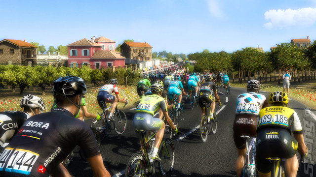 le Tour de France 2016 - Xbox One Screen