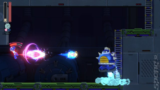 Mega Man 11 - Xbox One Screen