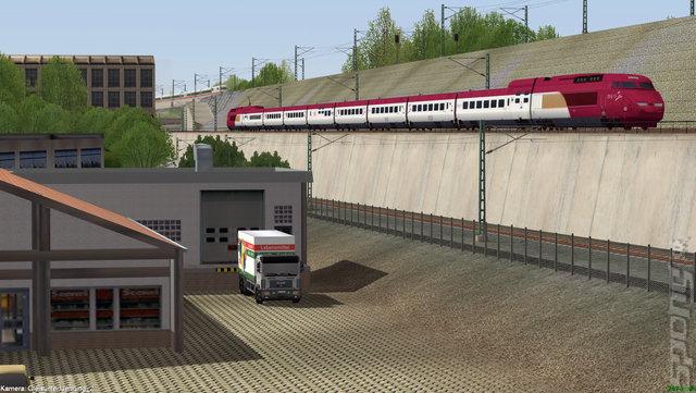 Model train simulator 2011 download torent