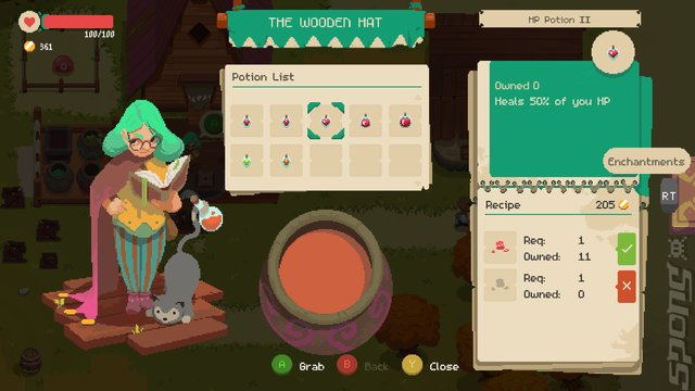 Moonlighter Editorial image