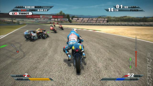 Screens: MotoGP 09/10 - Xbox 360 (11 of 45)