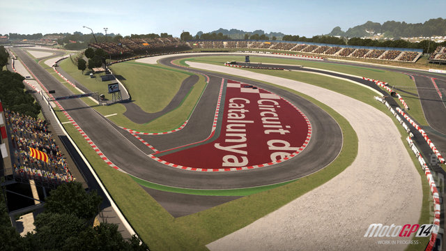 MotoGP 14 - PC Screen