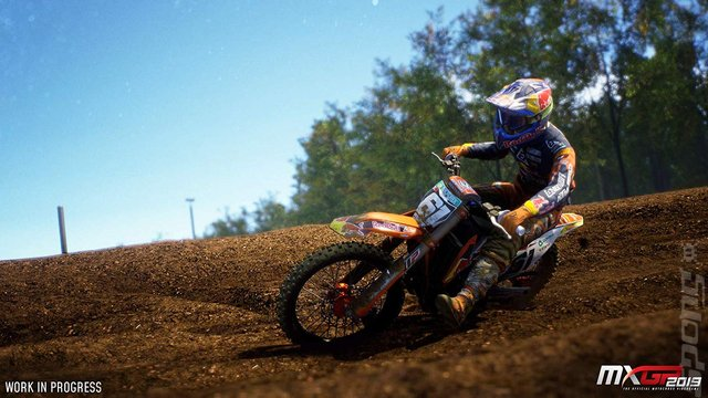 MXGP 2019 - Xbox One Screen