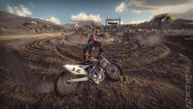 MX vs. ATV Alive - Xbox 360 Screen
