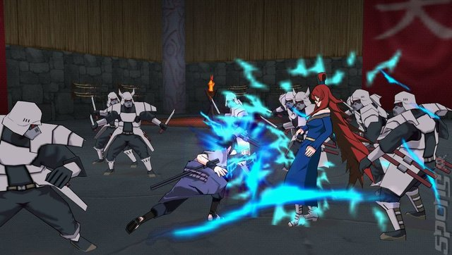 Download Naruto Shippuden Ultimate Ninja Storm 3 Psp Iso