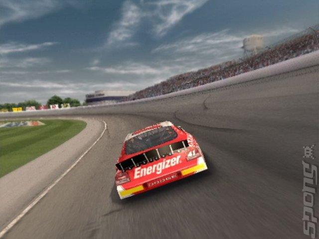 Screens: NASCAR 07 - PS2 (2 of 38)