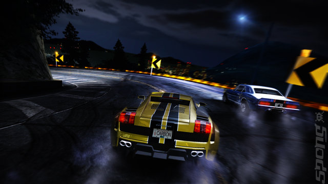 Screens Need For Speed Carbon Psp 1 Of 9
