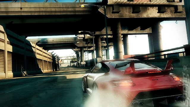 Need For Speed: Undercover - PS3 Screen