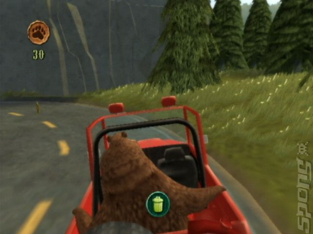 Open Season - PS2 Screen