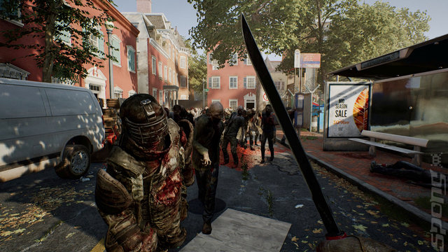 OVERKILL's The Walking Dead - PS4 Screen
