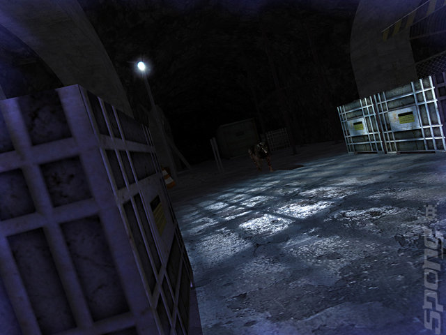 Penumbra Overture: Episode One - PC Screen