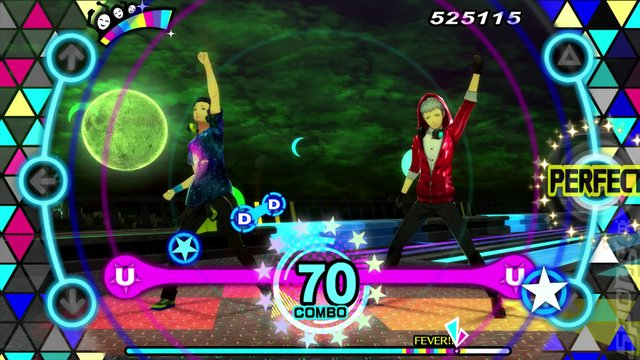 Persona Dancing: Endless Night Collection - PS4 Screen
