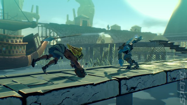 Pharaonic - PS4 Screen