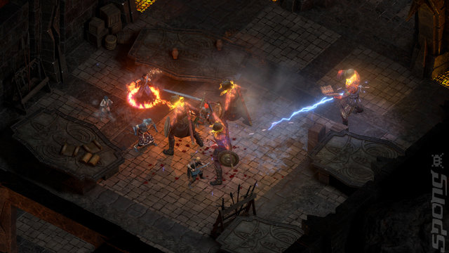 Pillars of Eternity II: Deadfire - PS4 Screen