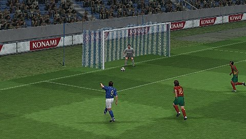 Screens: Pro Evolution Soccer 5 - PSP (2 of 6)