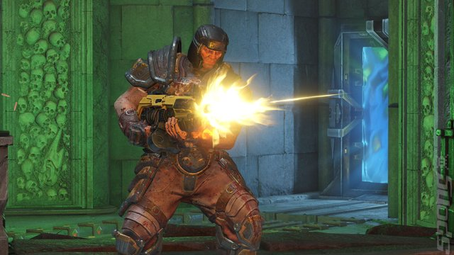 Quake Champions - PC Screen