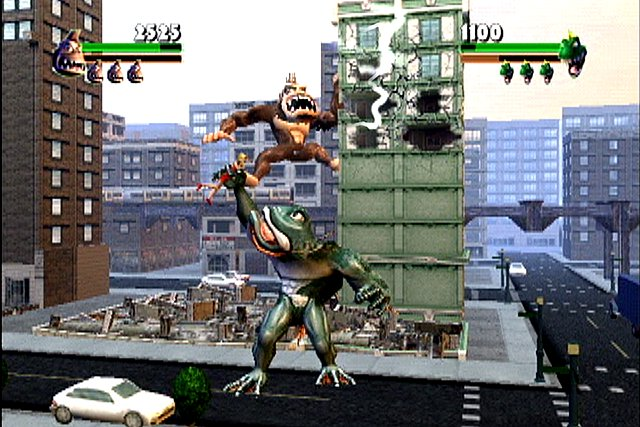 Screens Rampage Total Destruction Gamecube 5 Of 7