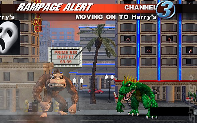 Screens Rampage Total Destruction Ps2 24 Of 34